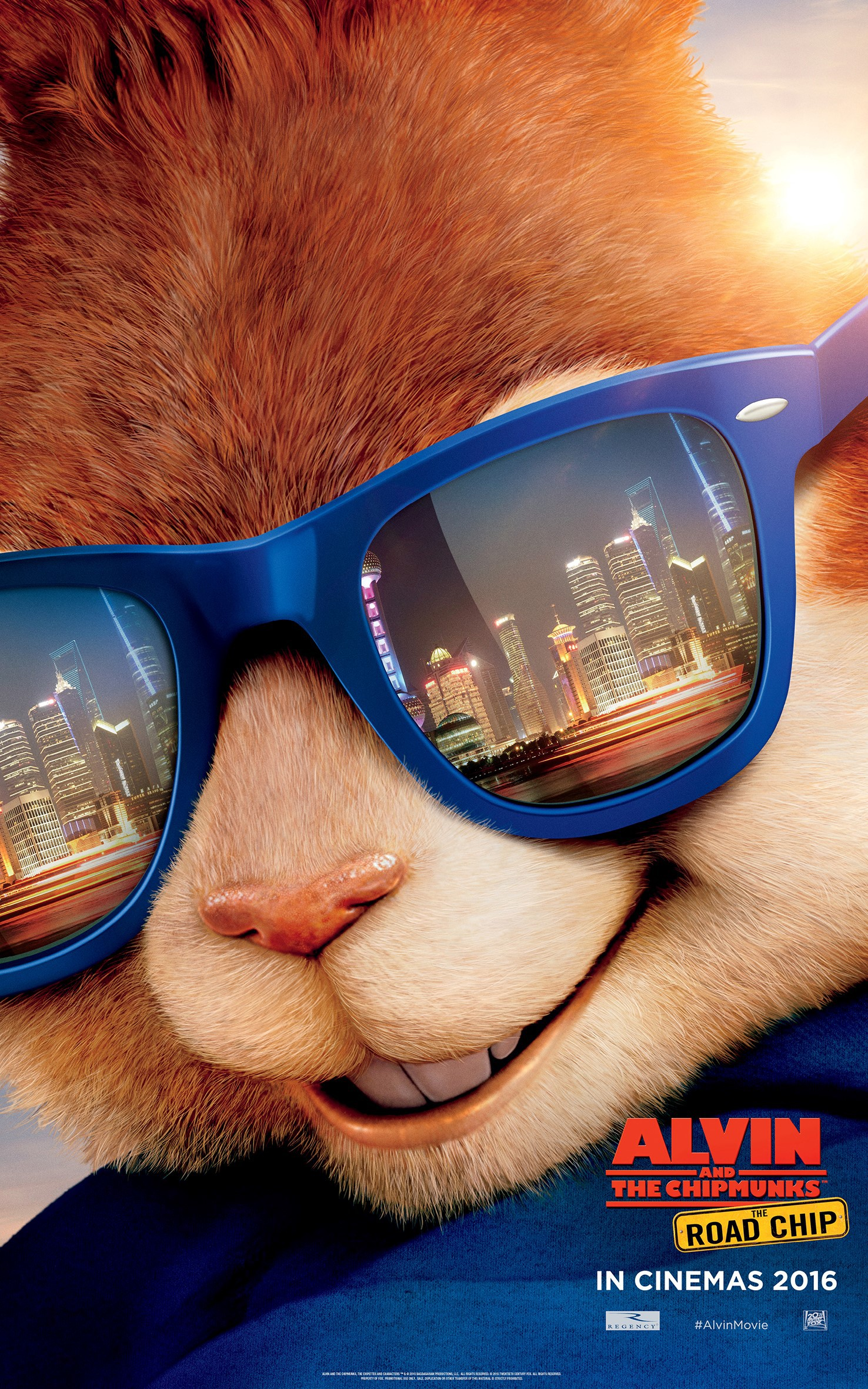 Alvin and the Chipmunks The Road Chip-24Setembro2015 (3)