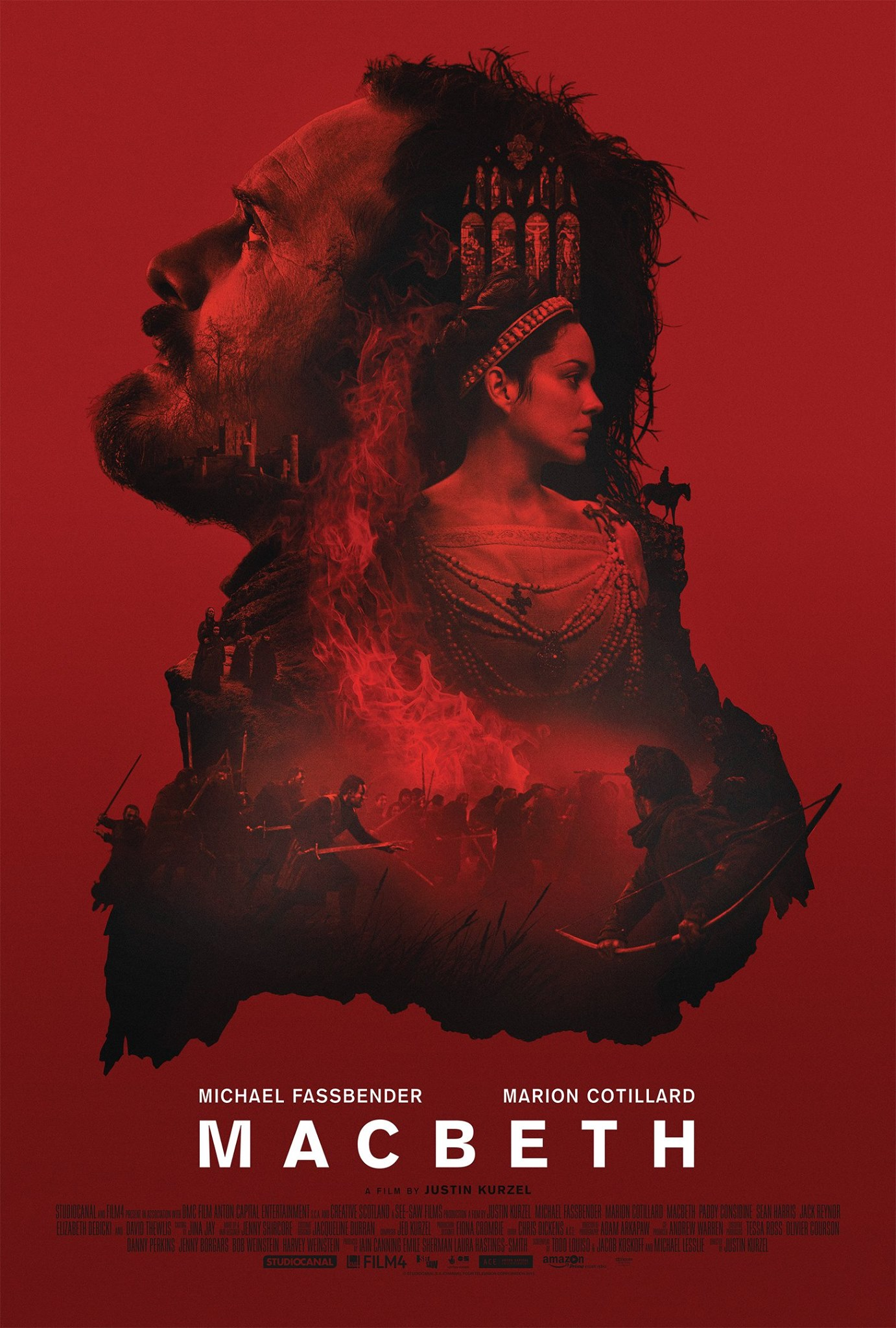Macbeth Ambição e Guerra Torrent Legendas Fixas Português (2016)