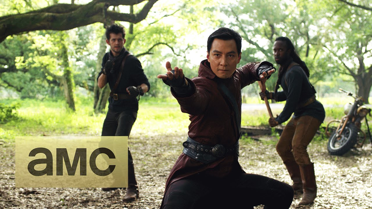 Into the Badlands-Season 1