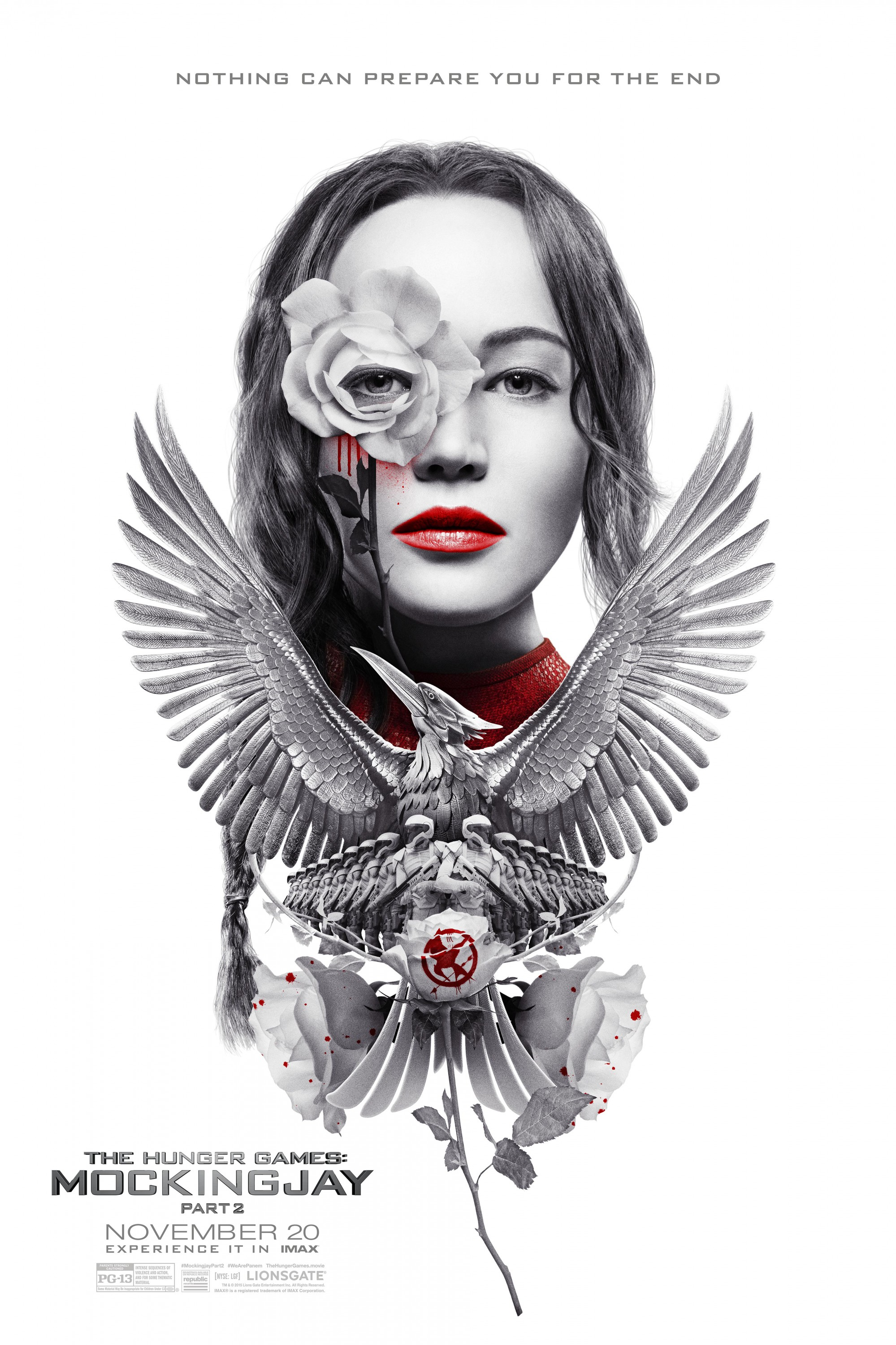 The Hunger Games Mockingjay Part 2-Poster IMAX-09Outubro2015