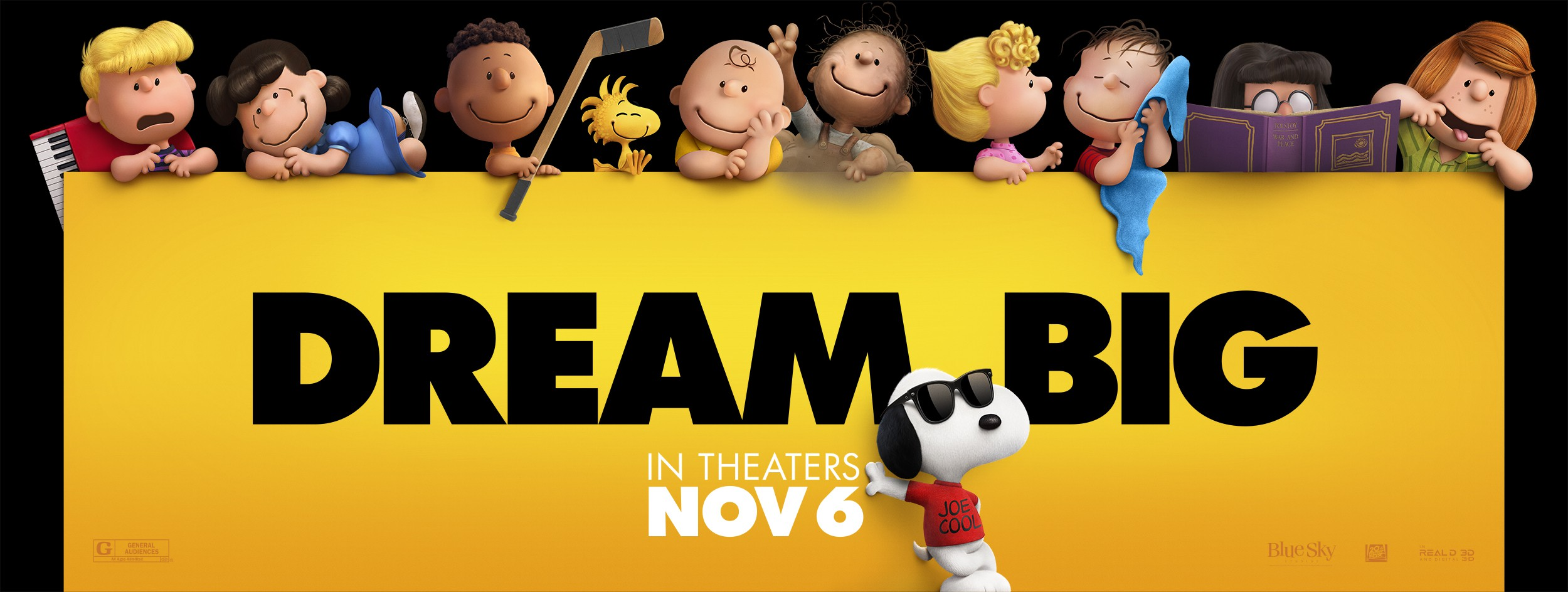 The Peanuts Movie-30Outubro2015 (1)