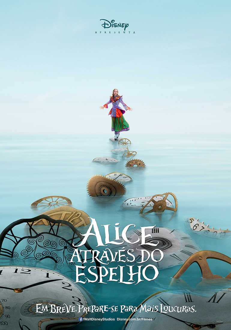 Alice In Wonderland Through the Looking Glass (1)
