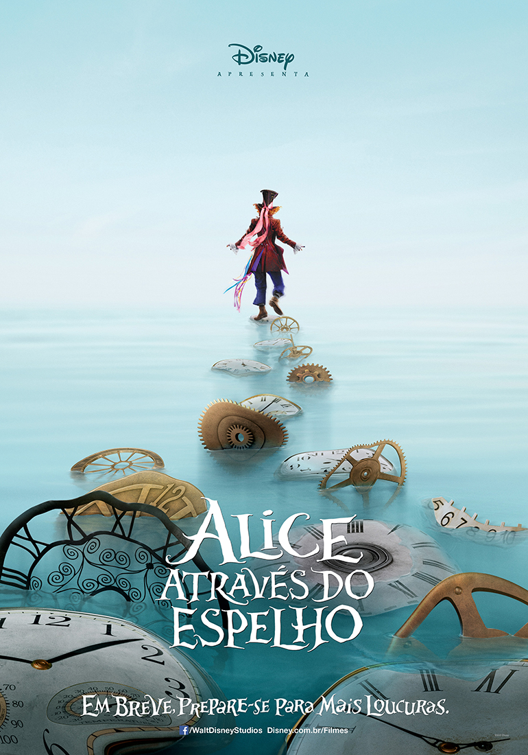 Alice In Wonderland Through the Looking Glass (2)