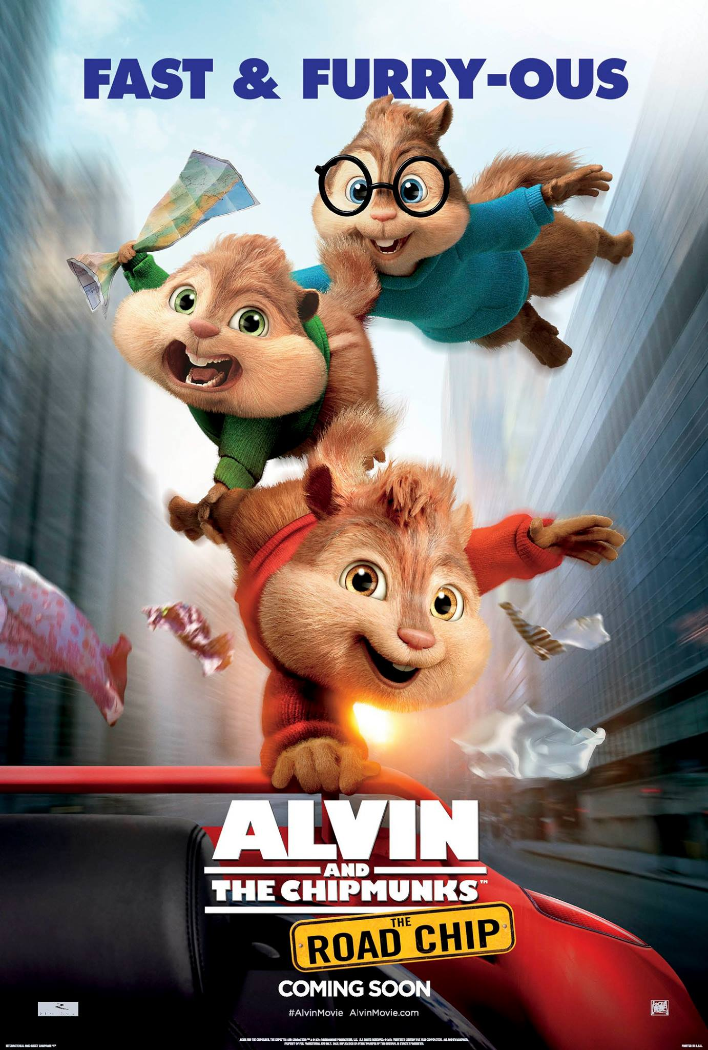 Alvin and the Chipmunks The Road Chip-12Novembro2015 (1)