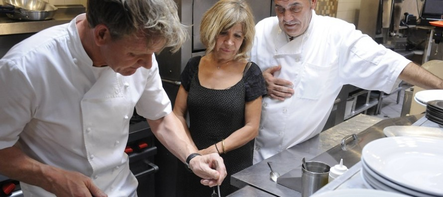 Gordon Ramsay volta ao canal com a sétima temporada de Kitchen Nightmares