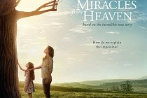 Jennifer Garner em momento inspirador no PÔSTER de MIRACLES FROM HEAVEN