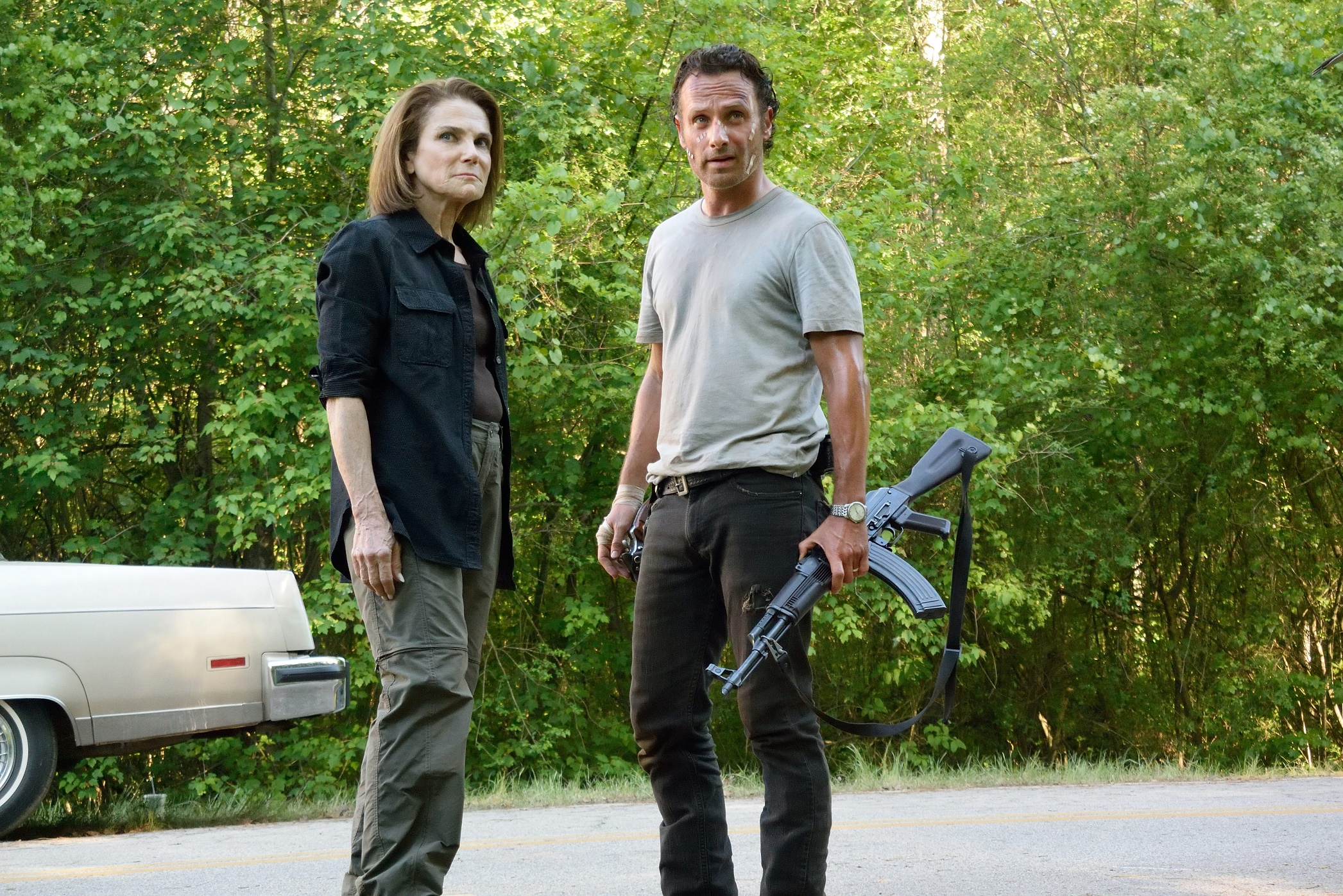 FOX-The Walking Dead-Seadon 6 recorde PayTV (2)