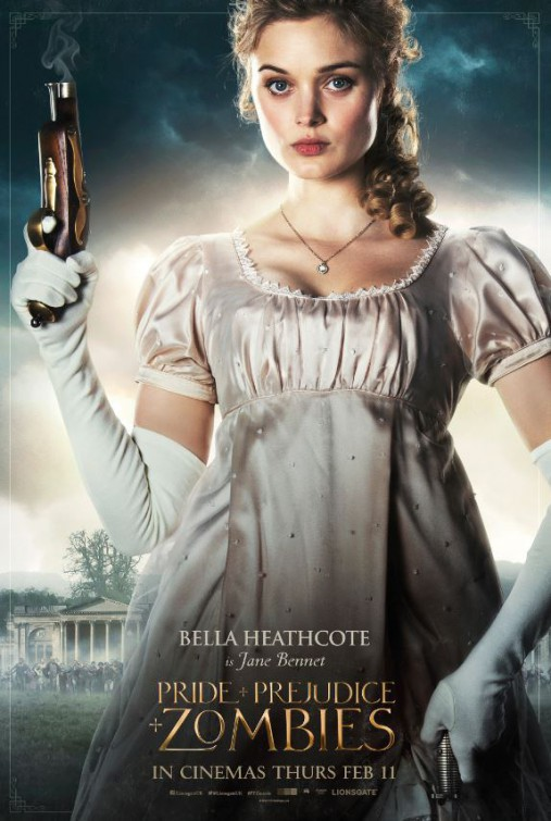 Pride and Prejudice and Zombies-11Dezembro2015 (3)