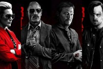 Casey Affleck, Woody Harrelson, Kate Winslet e mais nos CARTAZES de TRIPLE 9