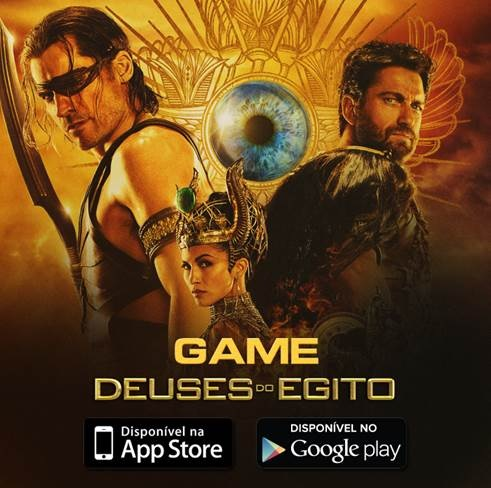 Gods of Egypt-Aplicativo online