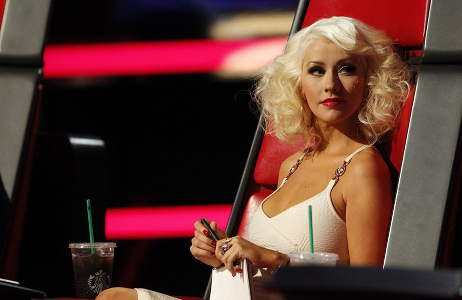 The Voice-10ª temporada-christina-aguilera