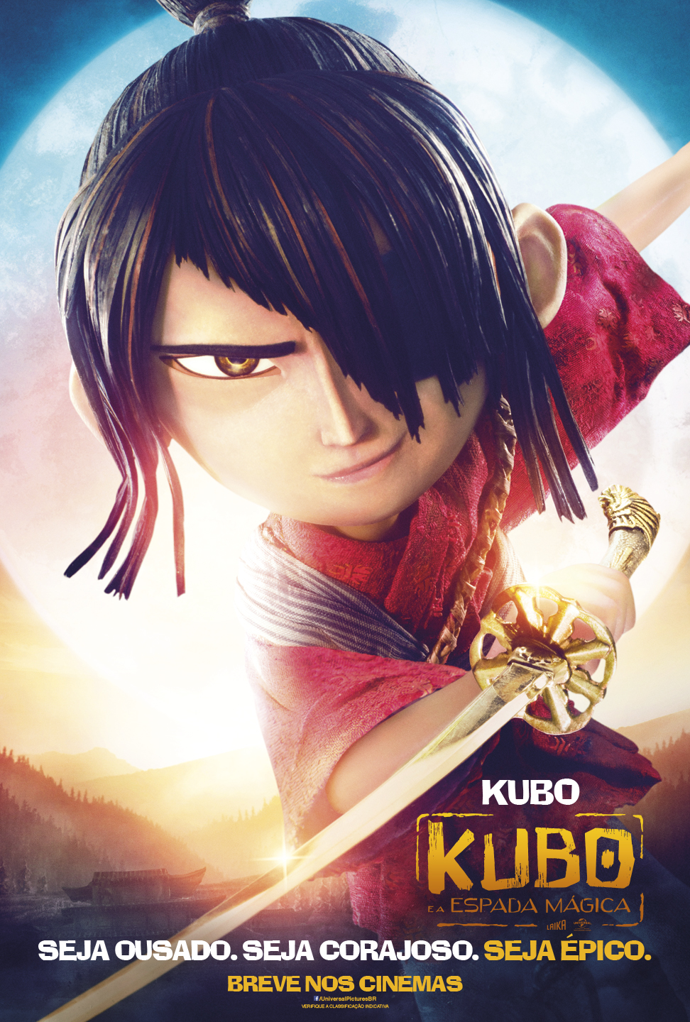 Kubo And The Two Strings-Brazil-10Março2016 (2)
