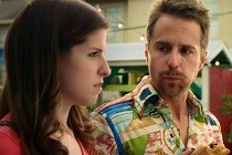 Anna Kendrick e Sam Rockwell nos CLIPES inéditos da comédia MR. RIGHT