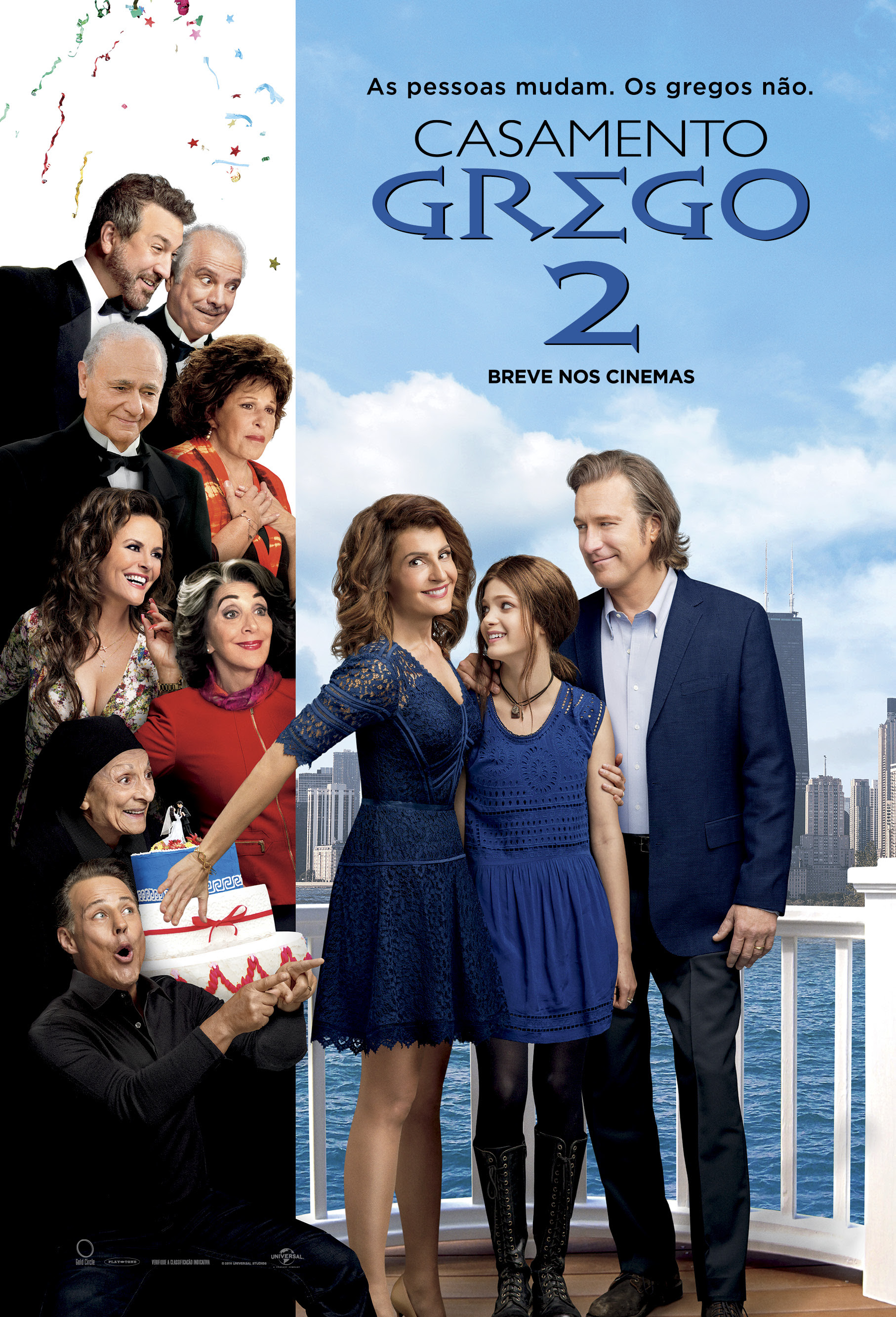 My Big Fat Greek Wedding 2-15Março2016 (1)