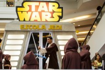Parque Star Wars Experience chega ao Shopping Tijuca