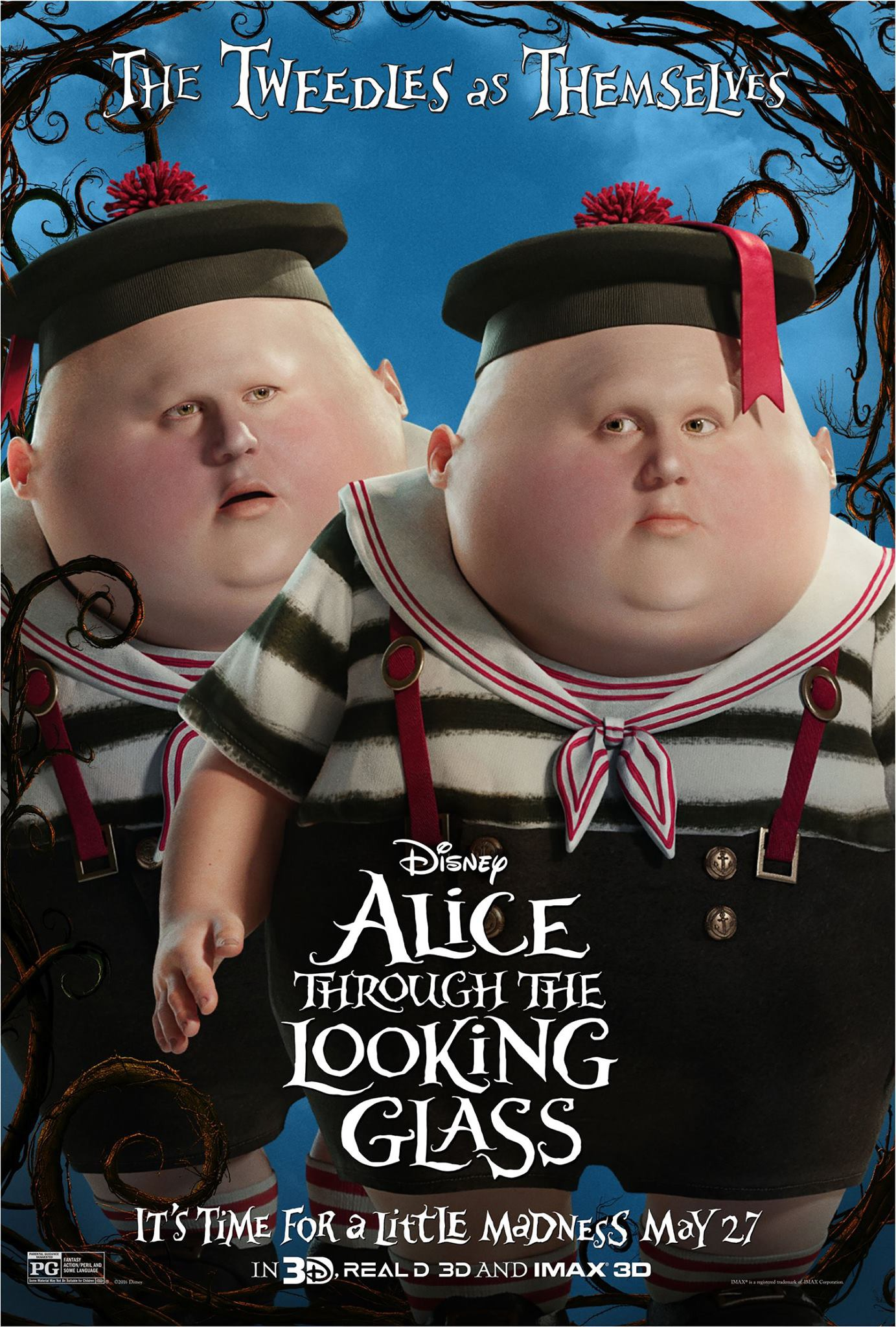 Alice Through the Looking Glass-22Abril2016 (1)
