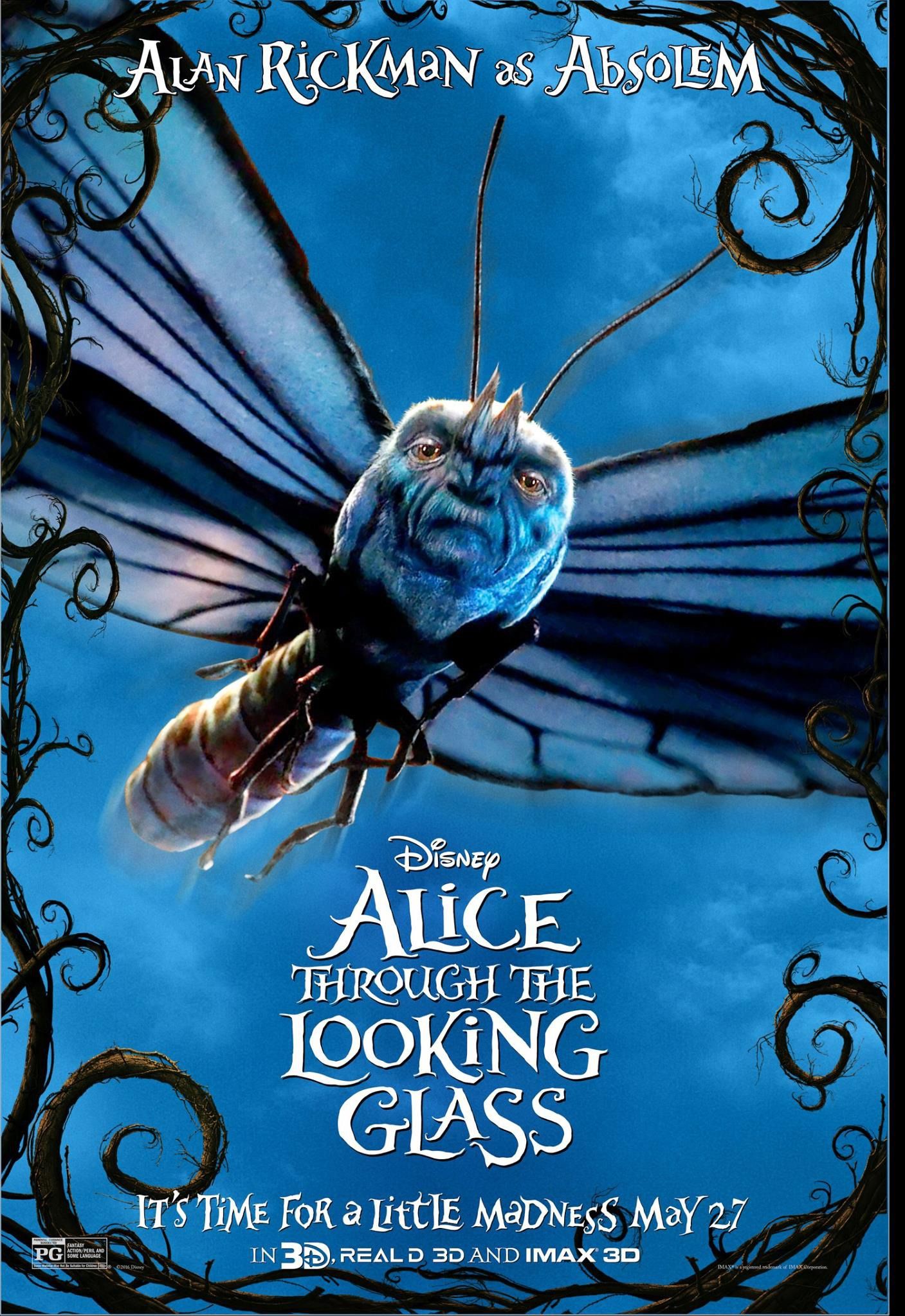 Alice Through the Looking Glass-22Abril2016 (2)