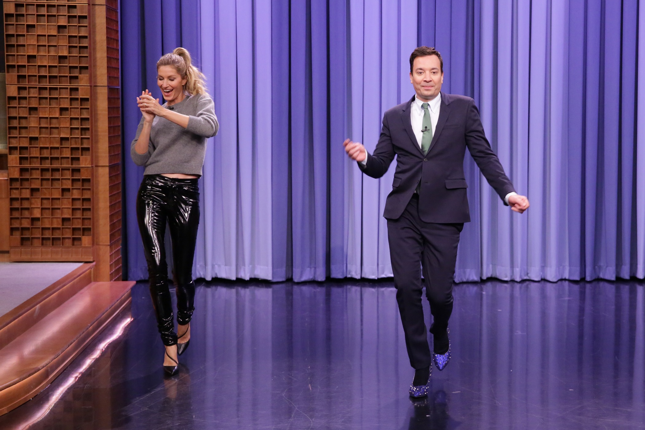 GNT-Gisele Bündchen-The Tonight Show