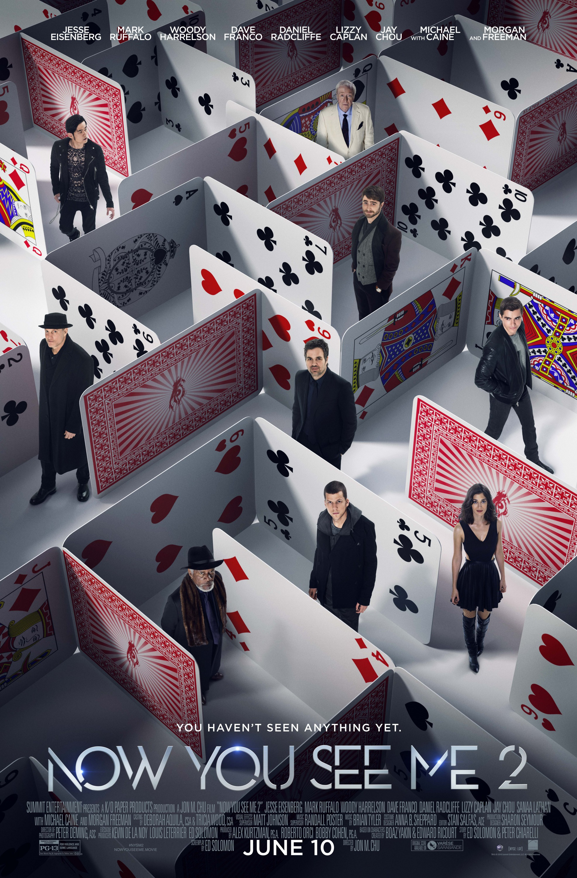 Now You See Me 2-20Abril2016