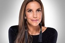 Ivete Sangalo se apresenta no palco do Citibank Hall