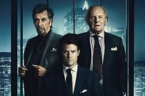 Al Pacino, Anthony Hopkins e Josh Duhamel no PÔSTER e BANNER de MISCONDUCT