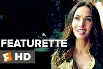 Megan Fox e lutador Sheamus nos FEATURETTES de AS TARTARUGAS NINJA: FORA DAS SOMBRAS