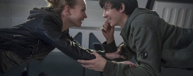Asa Butterfield volta ao espaço no TRAILER do sci-fi THE SPACE BETWEEN US