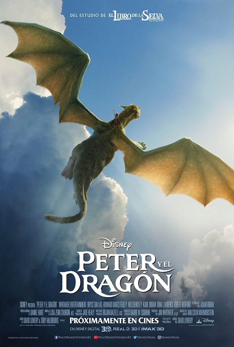 Pete's Dragon-International-30Junho2016