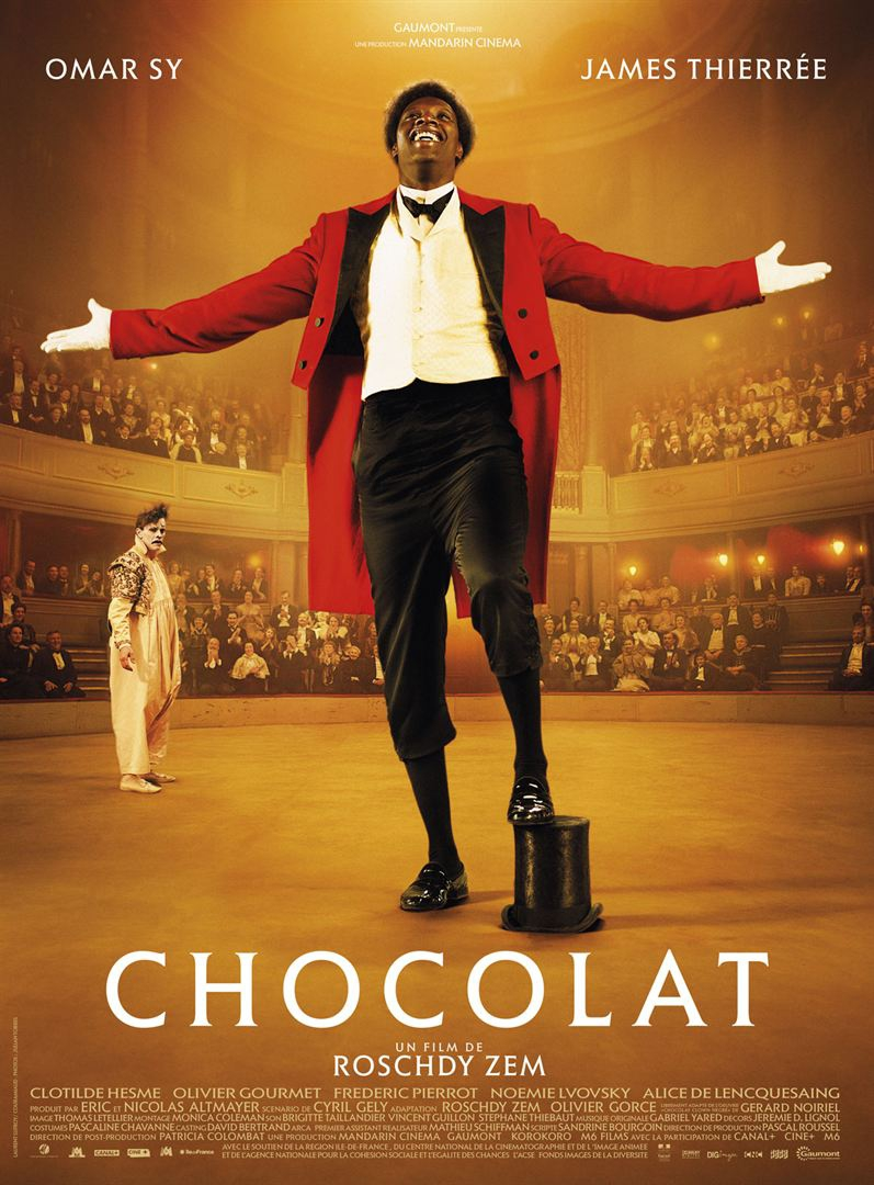 CHOCOLATE-Poster