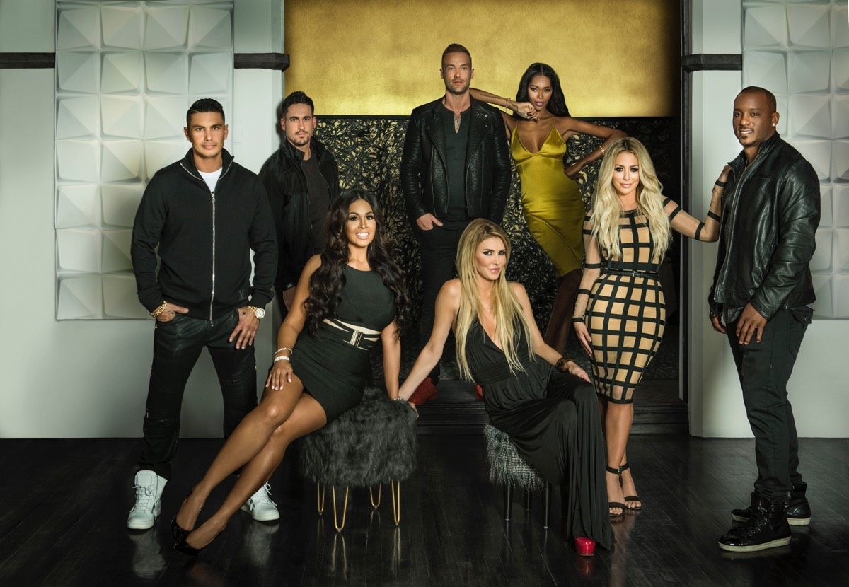 E! Entertainment Television-Famously Single