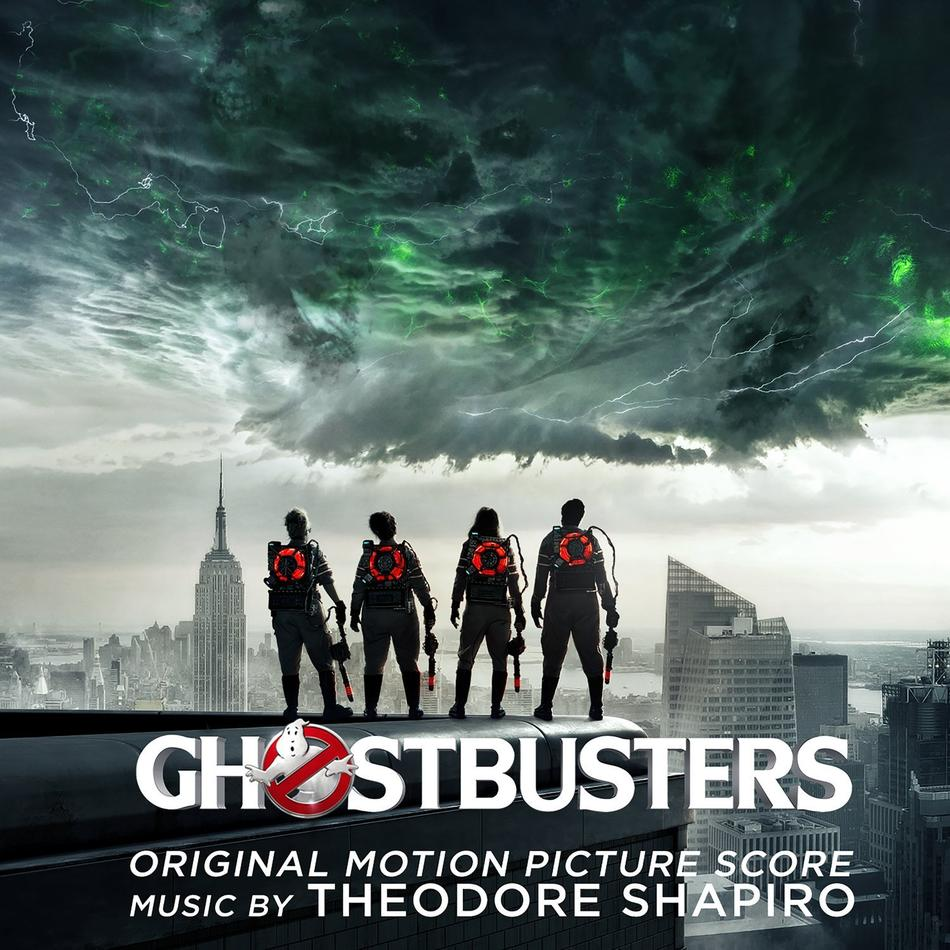 Ghostbusters-Original Motion Picture Score Music-1