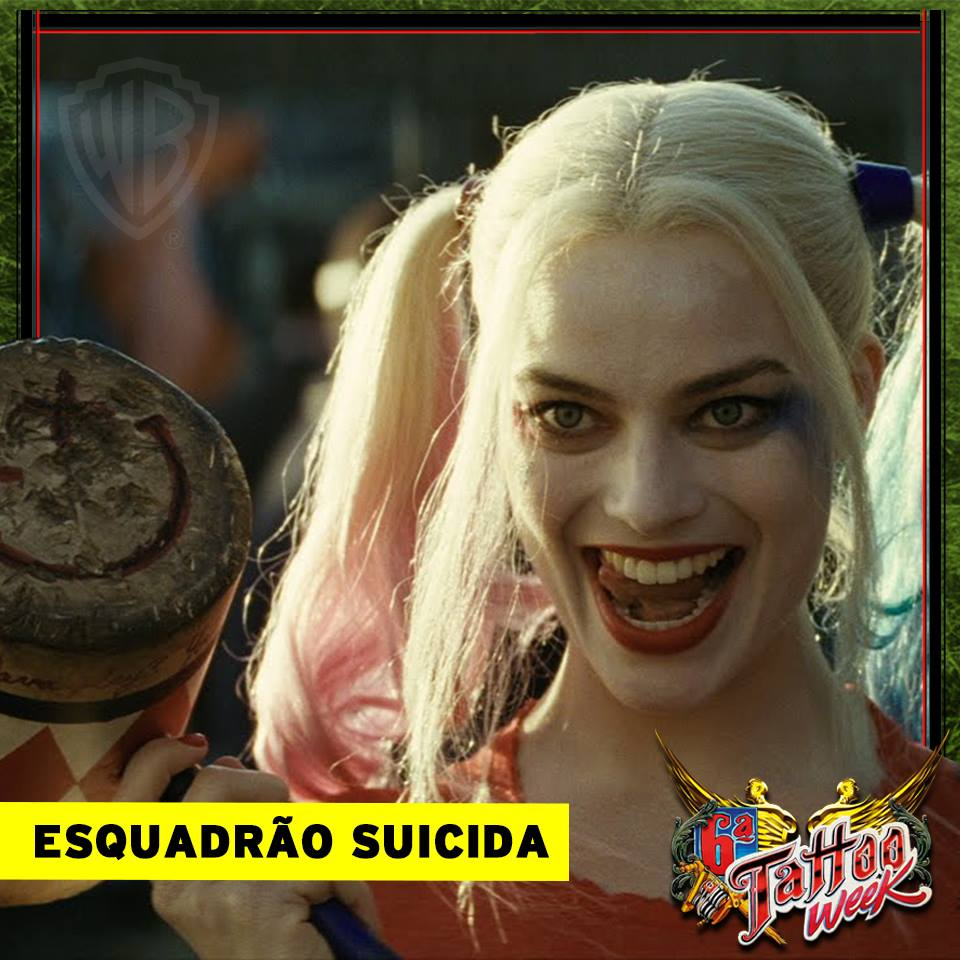 Suicide-Squad-Tattoo Week 2016