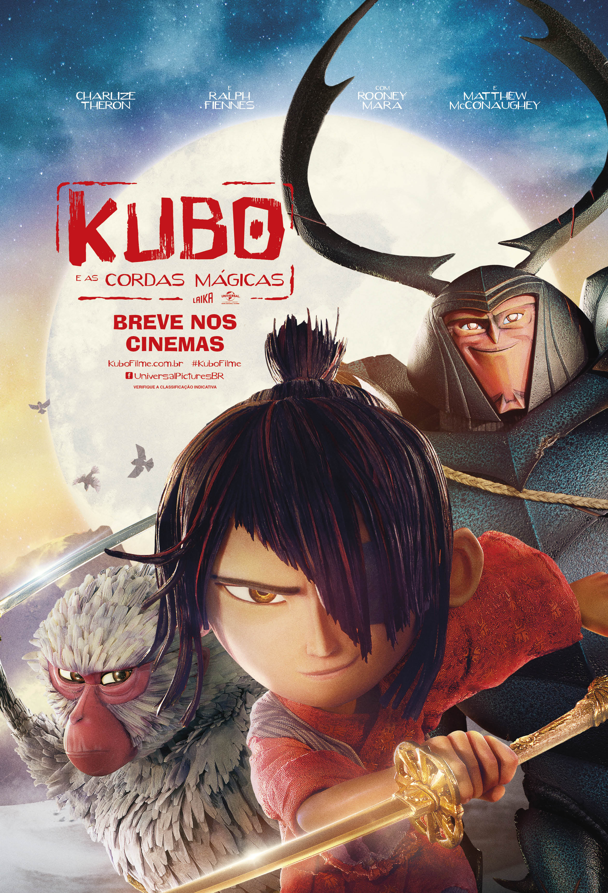 Kubo and the Two Strings-Brazil-03Agosto2016