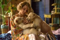 Jessica Chastain salva animais dos nazistas em TRAILER de THE ZOOKEEPER'S WIFE