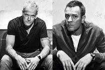 Ewan McGregor & Jonny Lee Miller nos novos CARTAZES de T2: TRAINSPOTTING