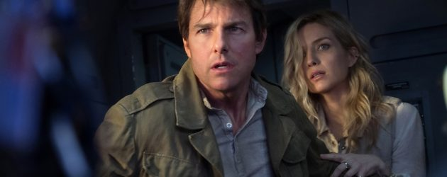 Tom Cruise ressuscita e busca respostas no primeiro TRAILER do reboot de A MÚMIA
