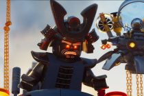 TRAILER de THE LEGO NINJAGO MOVIE da vida a guerreiros ninjas