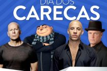 Woody Harrelson, Bruce Willis e Vin Diesel no Especial Dia dos Carecas do Megapix