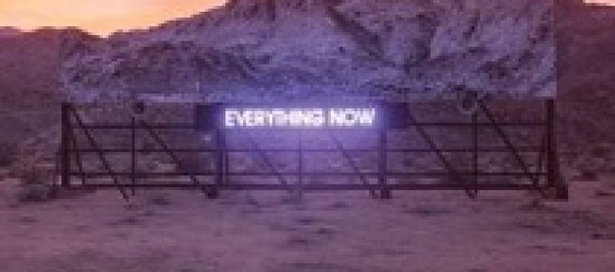 "Arcade Fire lança novo single ""Everything Now"""
