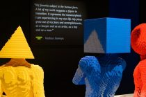 Exposição The Art of The Brick® chega ao VillageMall