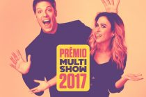 """Música é o Poder"" dá o tom do Prêmio Multishow 2017"