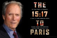 Warner inicia produção de  'The 15:17 to Paris', novo filme de Clint Eastwood