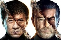 Jackie Chan e Pierce Brosnan nos cartazes de personagens do thriller 'O Estrangeiro'