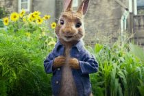 Domhnall Gleeson da vida a 'Peter Rabbit' no trailer da animação